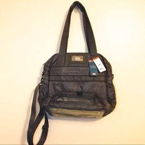 🆕NWT Lug Puddle Jumper SE Overnight/Gym Bag